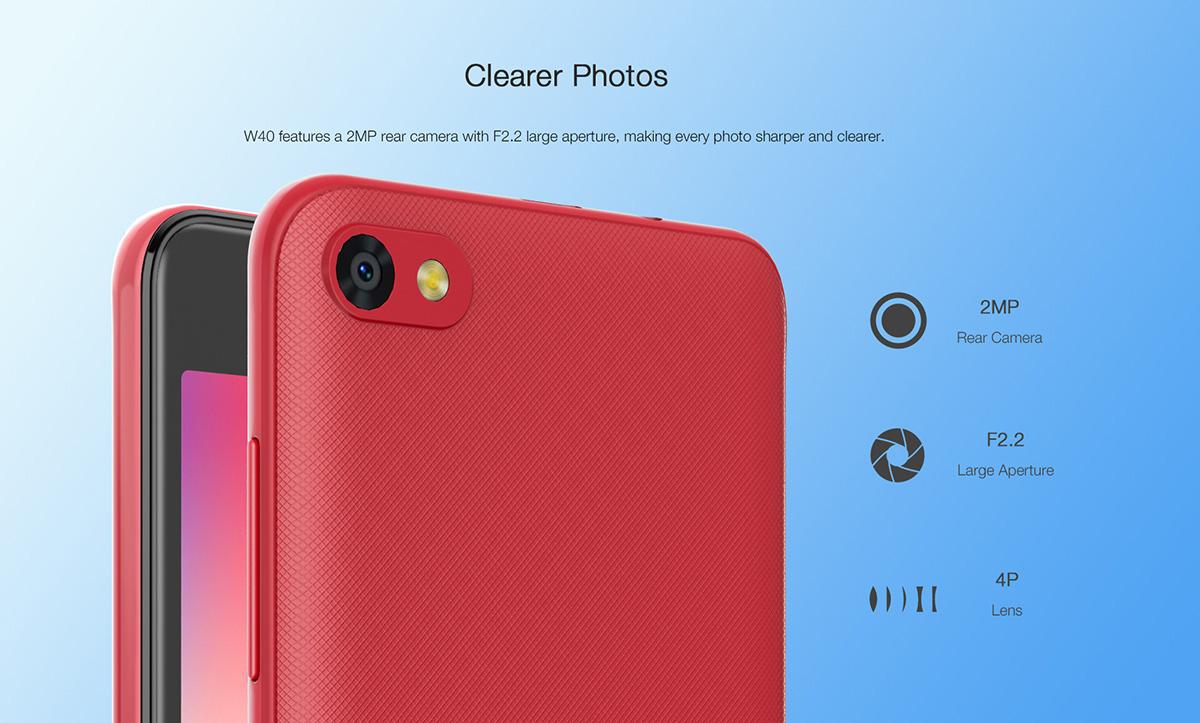 EL W40 Smartphone