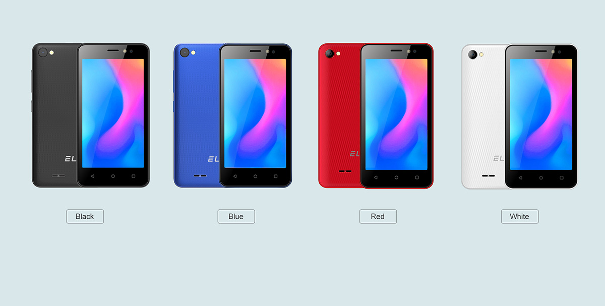 EL W45 smartphone