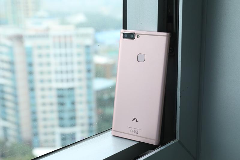 EL K20 - exquisite ultra slim all metal full screen smartphone