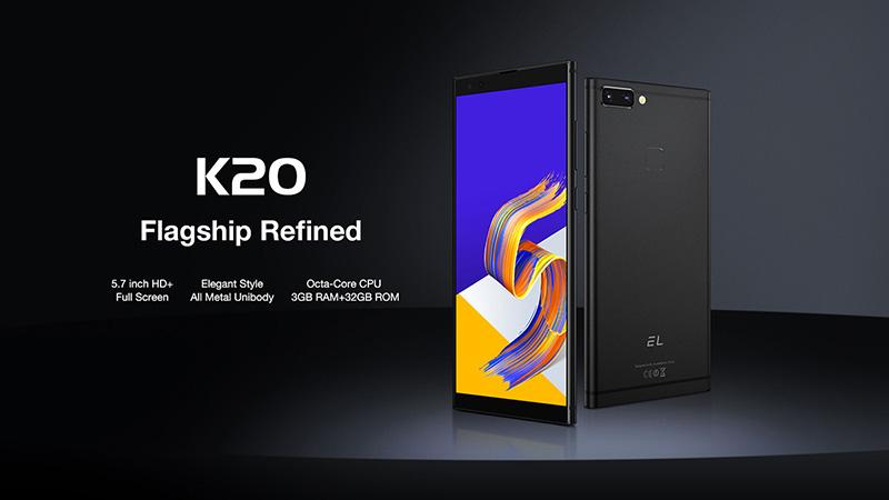 EL-K20 Smartphone
