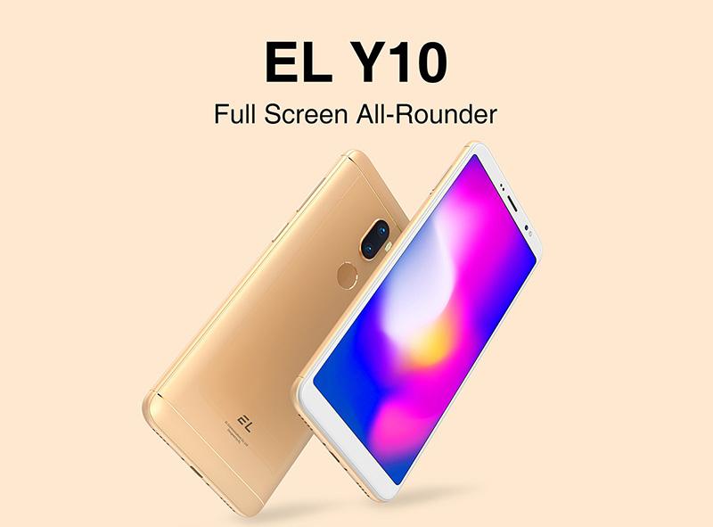 EL Y10 smartphone