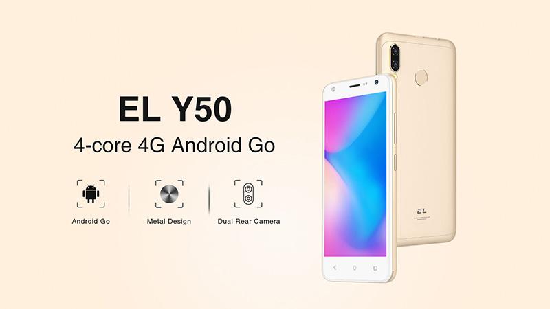 EL-Y50 smartphone